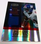Panini America 2012 Certified FB QC Two 40