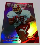 Panini America 2012 Certified FB QC Two 6