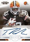 Panini America 2012 Contenders Football Richardson