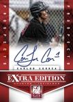 Panini America 2012 EEE Baseball Correa Prospect
