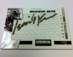 Panini America 2012 Gridiron Football QC Part One 23