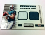 Panini America 2012 Gridiron Football QC Part One 25