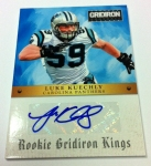 Panini America 2012 Gridiron Football QC Part One 30