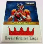Panini America 2012 Gridiron Football QC Part One 7