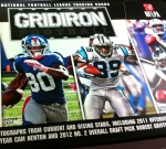 Panini America 2012 Gridiron Football QC Part One Main