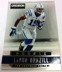 Panini America 2012 Gridiron Football QC Part Two 57