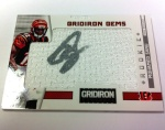 Panini America 2012 Gridiron Football QC Part Two 6