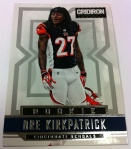 Panini America 2012 Gridiron Football QC Part Two 63