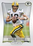 Panini America 2012 Prizm Football Rodgers