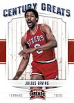 Panini America 2012 Threads Basketball Century Greats 11