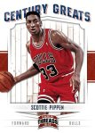 Panini America 2012 Threads Basketball Century Greats 12