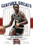 Panini America 2012 Threads Basketball Century Greats 18