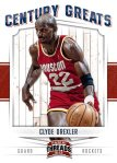 Panini America 2012 Threads Basketball Century Greats 20