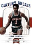 Panini America 2012 Threads Basketball Century Greats 22