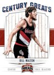 Panini America 2012 Threads Basketball Century Greats 24