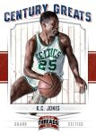Panini America 2012 Threads Basketball Century Greats 25