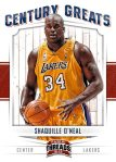 Panini America 2012 Threads Basketball Century Greats 3