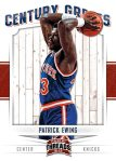 Panini America 2012 Threads Basketball Century Greats 4