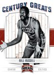Panini America 2012 Threads Basketball Century Greats 6