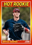 Panini America 2012 Toronto Fall Expo Hot Rookie 15