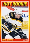 Panini America 2012 Toronto Fall Expo Hot Rookie 4