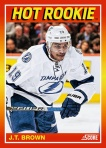 Panini America 2012 Toronto Fall Expo Hot Rookie 5