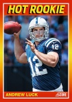 Panini America 2012 Toronto Fall Expo Hot Rookie 7