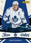 Panini America 2012 Toronto Fall Expo Team Colors 1