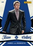 Panini America 2012 Toronto Fall Expo Team Colors 4