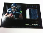 Panini America Black Football Pre-Ink 26