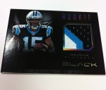 Panini America Black Football Pre-Ink 29