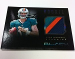 Panini America Black Football Pre-Ink 3