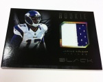 Panini America Black Football Pre-Ink 35