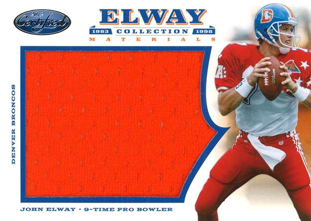 Panini America Elway Collection 17