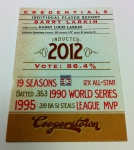 Panini America Final Cooperstown QC 64