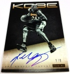 Panini America Kobe Anthology Auto 4