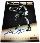 Panini America Kobe Anthology Auto 6