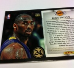Panini America Kobe Anthology Auto Mem 9