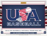 Panini America USA Baseball Box Set Main