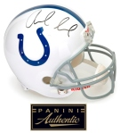 Panini Authentic Luck Replica Helmet