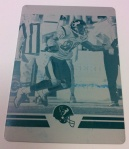 Score Printing Plate Johnson Front