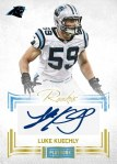 2012 Playbook Football Kuechly