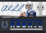 2012 Totally Certified Football Luck