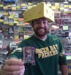 Black Friday Cheesehead at Mike's