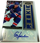 Panini America 2012-13 Certified Hockey QC 36