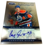 Panini America 2012-13 Certified Hockey QC 52