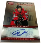Panini America 2012-13 Certified Hockey QC 61