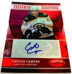 Panini America 2012-13 Certified Hockey QC 63