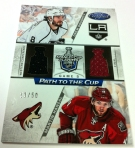 Panini America 2012-13 Certified Hockey QC 70