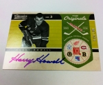 Panini America 2012-13 Classics Signatures Hockey QC 12